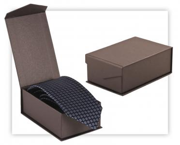 Kartonowe pudełko na krawat