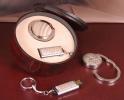 Pamięć USB i wieszak z Krzemieniem Pasiastym